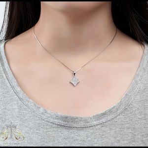 Jewelry - Square Pendant